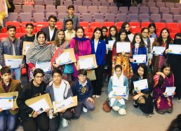 Mind Mapping by Sania Alam 2019