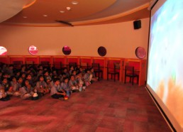 Movie Show at DCL